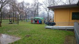 Parco interno alla Colonia