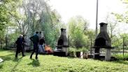 Quattro barbecue per grigliate