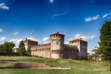 Rocca Sforzesca a presidio della Valle Fluviale (Foto Francesco Premoli)